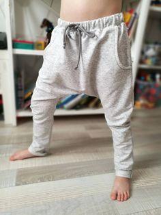 2017 Baby Boys Harem Pants Toddler Baggy Joggers Elastic Bottoms SweatPants Hot