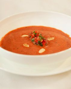 "See the ""Strawberry Gazpacho"" in our Chilled Soup Recipes gallery"