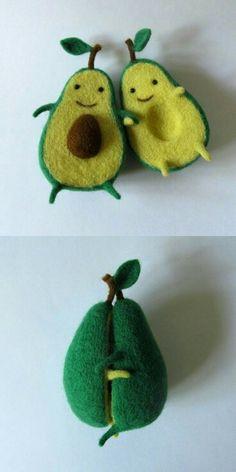Är det en avokado eller ett päron?