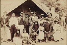 (32AD) T R DEWER Whiskey Family n\T R Dewer c1883 albumen silver print 140 x 200mm / MAD on Collections - Browse and find over 10,000 categories of collectables from around the world - antiques, stamps, coins, memorabilia, art, bottles, jewellery, furniture, medals, toys and more at madoncollections.com. Free to view - Free to Register - Visit today. #Photography #IndigenousPeople #MADonCollections #MADonC