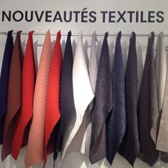 Sóbrios na cor inovadores na textura #mo2015 #maison2015 #maison2015 #galeazzodesign #fabiogaleazzo #cores #textures #frança #paris