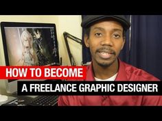 Watch: How To Become a Freelance Graphic Designer