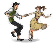 Lindy Hop!
