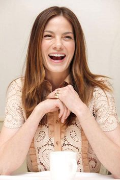 Michelle Monaghan at the Path Press Conference in Beverly Hills 2016....