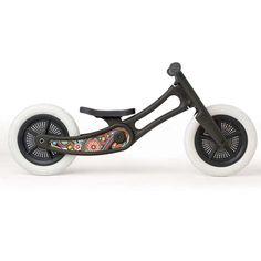 Wishbone Bike Recycled Edition Paisley 2 in 1