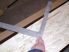 instructions on how to build your own stairs or frame your own stairway