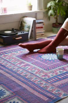 Magical Thinking Sajana MedallionPrinted Rug - Urban Outfitters
