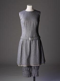 Mary Quant ensemble ca. 1958 via The Victoria & Albert Museum