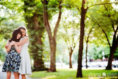Absolutely beautiful mother daughter photos (daughter surprised her mom with this photo shoot. Wonderful!)