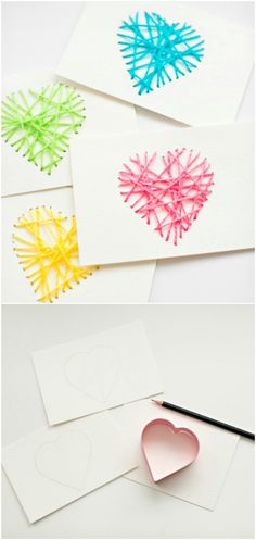DIY and Craft Ideas Crafts, DIY Crafts, Crafts for Teens to Make, Crafts for … – Super Mother's Day Gifts Mothers Day Cards Craft, Mom Cards, Mothers Day Crafts For Kids, Kids Cards, Cards Diy, Crafts For Teens To Make, Diy For Kids, Diy And Crafts, Easy Crafts