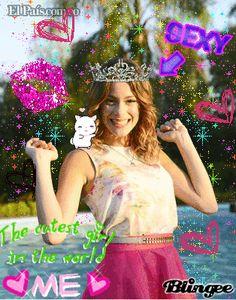 VIOLETTA  Buscar con Google  Violeta  Pinterest  Martina