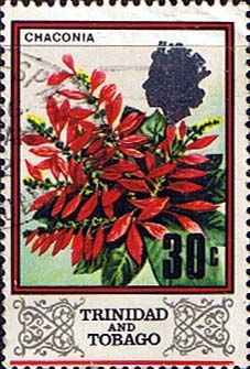Trinidad and Tobago 1969 SG 349 Chaconia Plant Fine Used Scott 153 Other West Indies and British Commonwealth Stamps HERE!