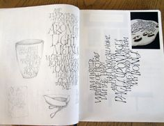 A website showcasing the calligraphic paintings and ceramics of Amity Parks.