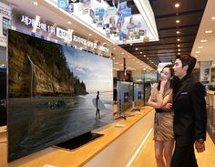 Samsung's New 75-Inch LCD Looks Incredible, Will Set You Back $17,400