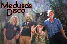 "Medusa's Disco talk about ""Forked Tongue Fables"" + Live EP Medusa's Disco are a rock/psychedelic rock/grunge band from Lancaster, PA who recently released their album ""Forked Tongue Fables"" and have just finished recording a live EP at Prava Studios...  Thanks for taking the time to do this interview Medusa's Disco.  FORKED TONGUE FABLES You recently released your second album..."