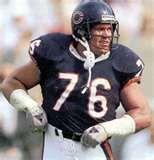 Steve McMichael - Chicago Bears - DT