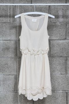 Cute rehearsal dinner dress for bride