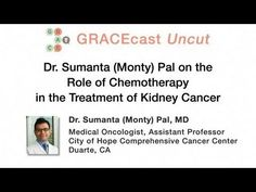 Chemotherapy Kidney Cancer - GRACEcastUC089_Kidney_Dr. Pal on Chemotherapy Role in Kidney Cancer Treatment - WATCH VIDEO HERE -> http://bestcancer.solutions/chemotherapy-kidney-cancer-gracecastuc089_kidney_dr-pal-on-chemotherapy-role-in-kidney-cancer-treatment    *** Chemotherapy Kidney Cancer ***   Dr. Sumanta (Monty) Pal reviews the current role of chemotherapy in the treatment of kidney cancer. Video credits to the YouTube channel owner