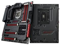 Asus Republic of Gamers has officially unveiled the Asus Maximus VI Formula Z87 Gaming Motherboard for the latest 4th generation Intel Core Haswell processors, socket 1150. The Asus ROG Maximus VI Formula Z87 is like a Maximus VI Extreme with an Armor plating similar to the Asus TUF Sabertooth Z87. Check out its features and specifications below.