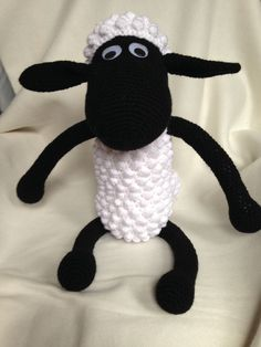 Shaun The Sheep, My Etsy Shop, Crochet Hats, Inspired, Inspiration, Knitting Hats, Biblical Inspiration, Inhalation