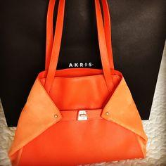 My own new Akris Bag