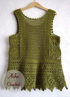 """Фотографии """"Aisha Crochet"""" вязаный стиль"""