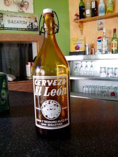 Cerveza El León, ya desaparecida