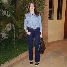 @lookbyus look do dia moda feminina fashion style tips looks outfits jeans