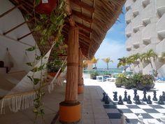 Disfruta la belleza y tranquilidad de nuestra área de hamacas... #DéjateConsentir 😃 Para cotización de hospedaje y reservaciones, llámanos: 01800-272 02 13