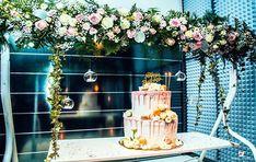 Cake by La Fenice Pasticceria - Allestimento Stupendo @mamacaffe81