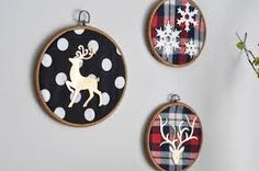 Image result for christmas hand embroidery