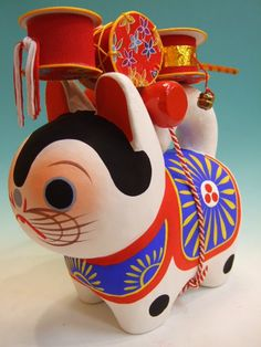 Omamori - Japanese Amulets: . Tokyo Folk Toys