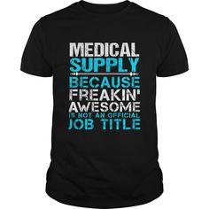 (Tshirt Choose) MEDICAL-SUPPLY [Guys Tee, Lady Tee][Tshirt Best Selling] Hoodies