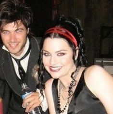 Amy Lee call me when you're sober