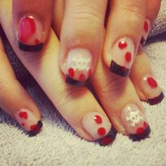 Halloween Nails - Nails by Amy b #nailsbyamyb