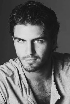 That look and the hairy chest are just divine. Beautiful Men Faces, Gorgeous Men, Pretty Men, Pretty Face, Spanish Men, Handsome Faces, Hairy Chest, Hairy Men, Attractive Men