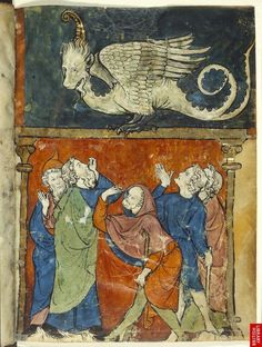 'The Northern French Miscellany' 1277-1286 France, N.