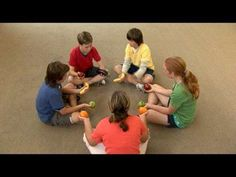 The Orange Game - Team Building Activity in the Classroom