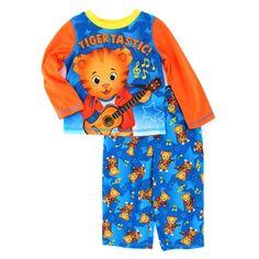 Daniel Tiger's Neighborhood toddler pajamas sleepwear FREE SHIPPING #YankeeToyBox #FunStartsHere #EverythingCharacter #DanielTiger #FreeShipping www.YankeeToyBox.com