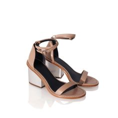 This Season's Best Neutral Sandals | The Zoe Report : Alma Sandals , Tibi