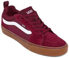 a553524d351 Vans Filmore Mens Skate Shoes Lace-up Shoes Teen Boys