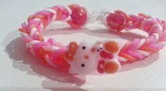 Hello Kitty bracelet (adorable)-Bonus bracelet