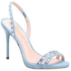 Sand�lia azul pop