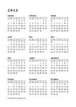 A site for free calendars with many different templates.