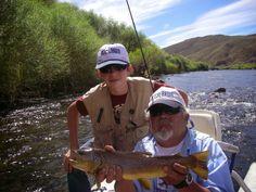 FRANQUICIA PEZCALANDIA. Pescando en la Patagonia Argentina