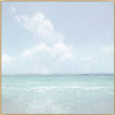 Shop for coastal artwork and wall decor inspired by the ocean and marine life. Coastal-themed prints, gold leaf art, plexiglass, framed quotes and more. Beach Canvas, Beach Art, Seascape Paintings, Landscape Paintings, Oil Paintings, Fire Painting, Watercolor Painting, Gold Leaf Art, Ocean Sounds