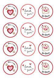 Plantilla De Etiquetas Para San Valentín Diadelosenamorados 14defebrero Dul Dulces San Valentin Decoraciones De Fiestas Para Bebés Regalos Para San Valentin