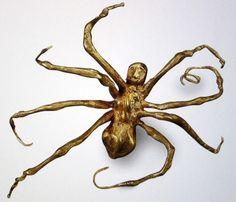 Louise Bourgeois, jewelry, 1996.