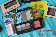 Beauty addicted: Giveaway в честь 1-го года блога! 19.02-12.03