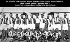 La squadra della Juventus - 1934